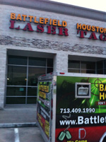 Battlefield Houston W. Little York